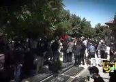 روایت خبرنگار حاضر در حادثه واژگونی اتوبوس خبرنگاران+فیلم